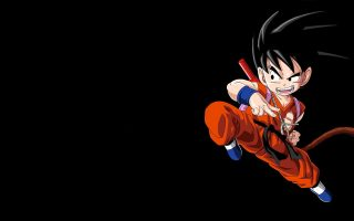 HD Kid Goku Backgrounds with resolution 1920X1080 pixel. You can use this wallpaper as background for your desktop Computer Screensavers, Android or iPhone smartphones