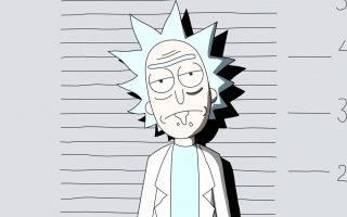 Wallpaper Rick and Morty Rick with resolution 1920X1080 pixel. You can use this wallpaper as background for your desktop Computer Screensavers, Android or iPhone smartphones