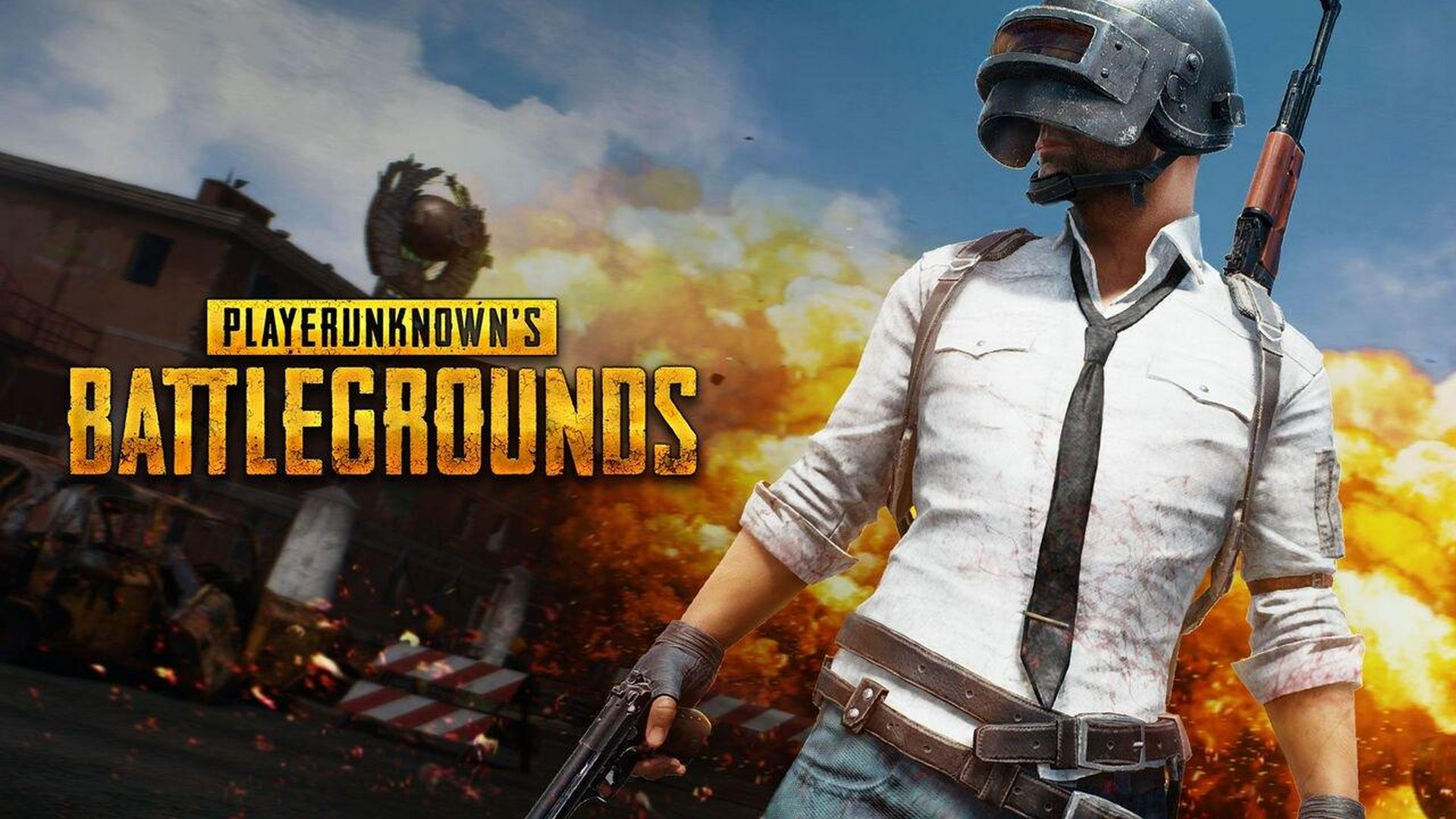 Desktop Wallpaper PUBG New Update with image resolution 1920x1080 pixel. You can use this wallpaper as background for your desktop Computer Screensavers, Android or iPhone smartphones